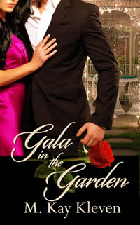 Gala in the Garden (front cover)